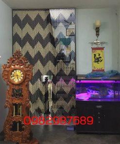 Rèm hạt gỗ Hà Nội 006