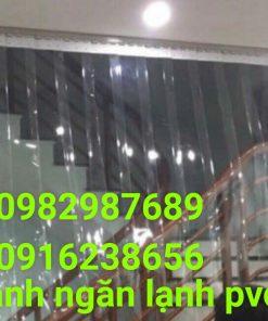 Rèm ngăn lạnh PVC- K1